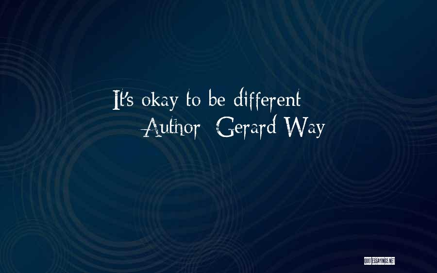 Gerard Way Quotes 1405952