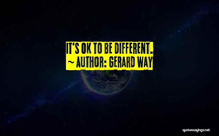Gerard Way Quotes 1443015
