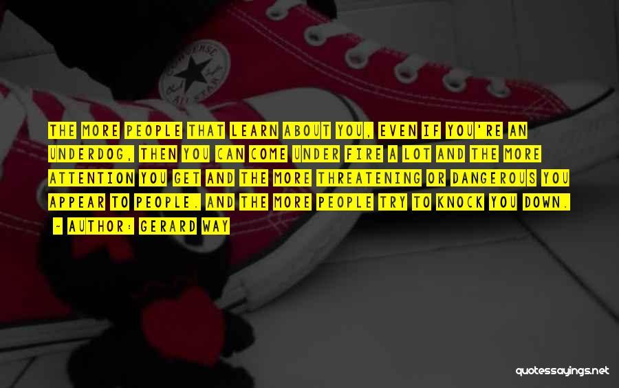 Gerard Way Quotes 1500695