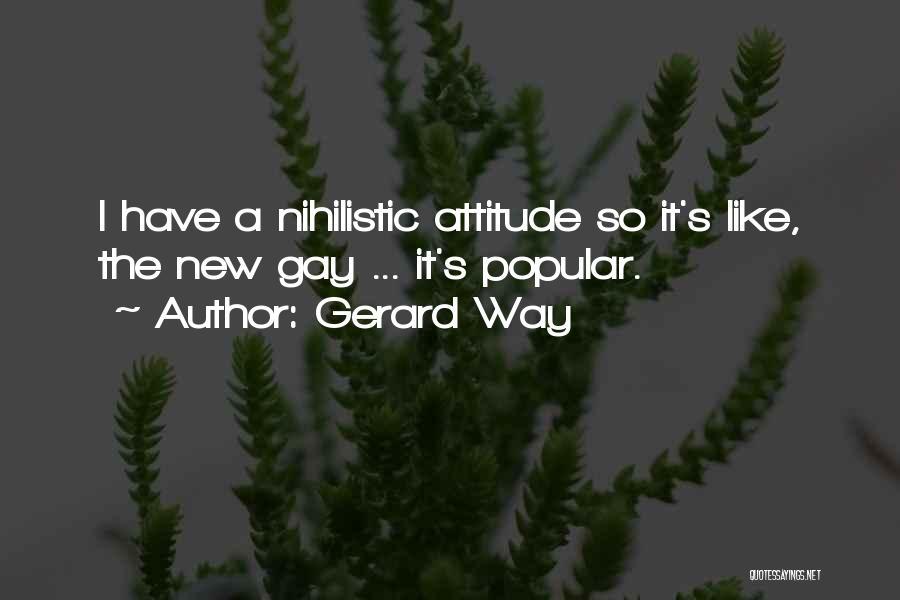Gerard Way Quotes 1601248