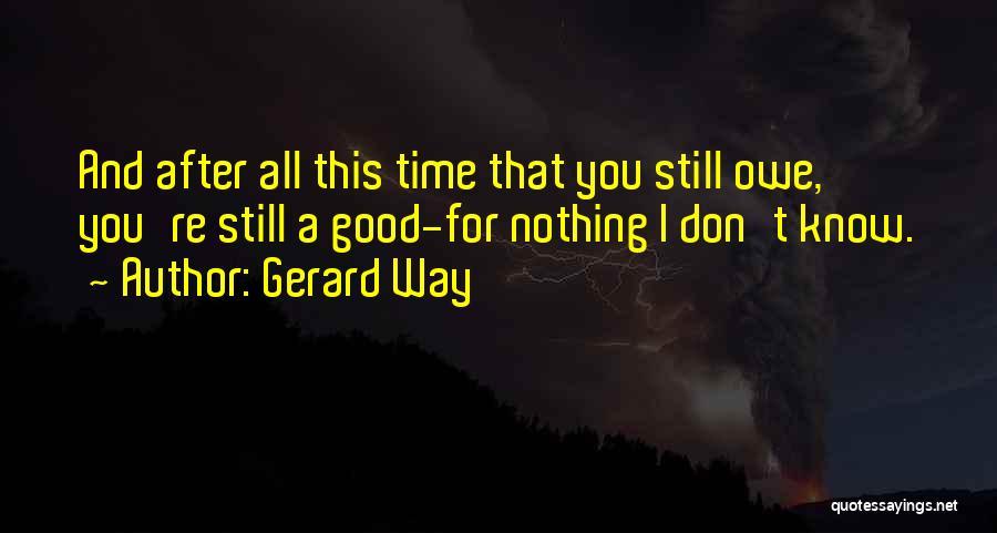 Gerard Way Quotes 1635893