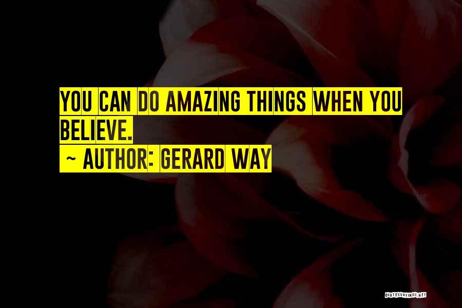 Gerard Way Quotes 1858157