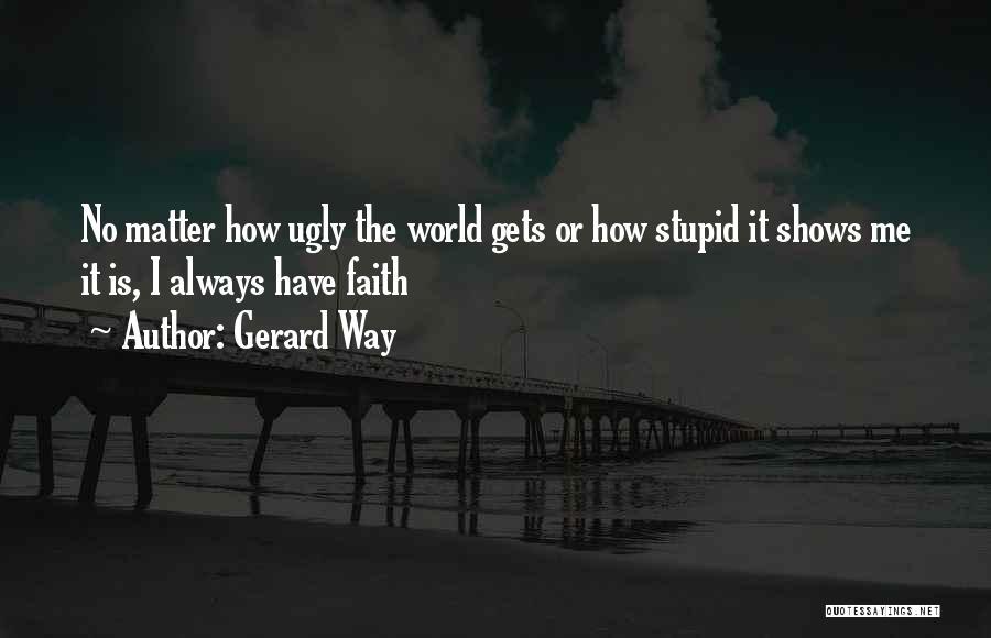 Gerard Way Quotes 1938738