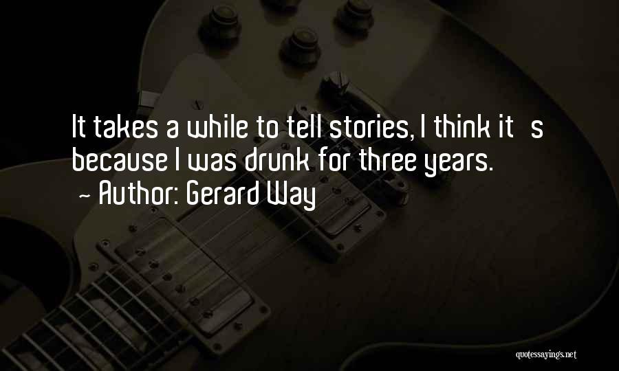 Gerard Way Quotes 2045086