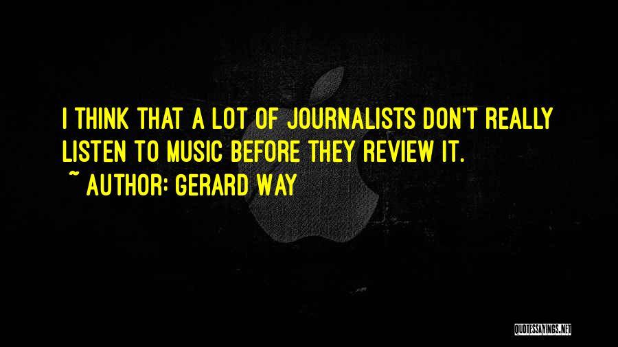 Gerard Way Quotes 2049567