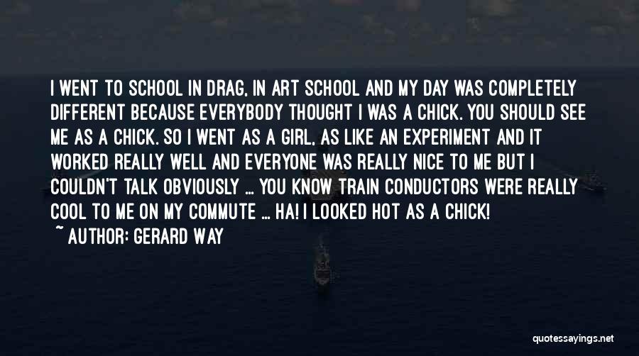 Gerard Way Quotes 2050310