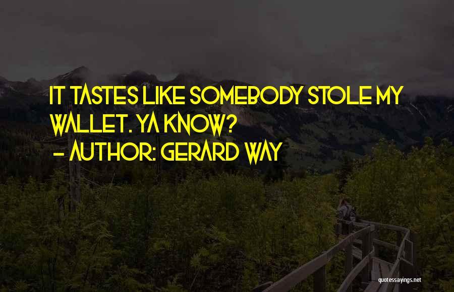 Gerard Way Quotes 2061959