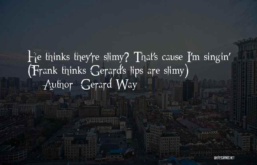 Gerard Way Quotes 2065440