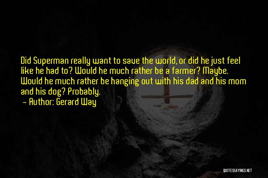 Gerard Way Quotes 2135471