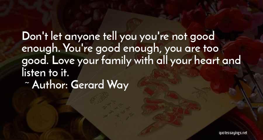 Gerard Way Quotes 289130