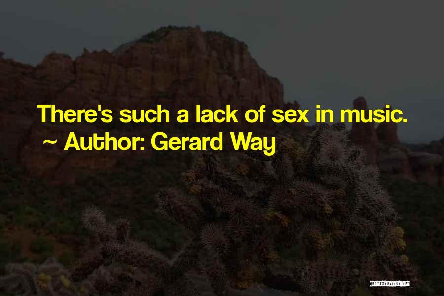 Gerard Way Quotes 328713