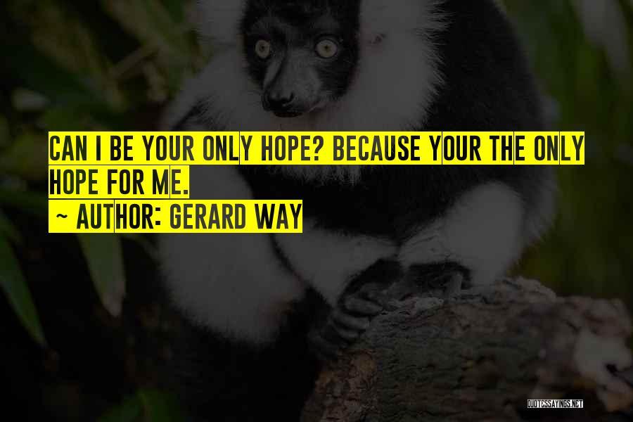 Gerard Way Quotes 466009