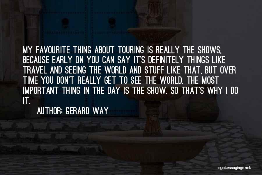 Gerard Way Quotes 541780