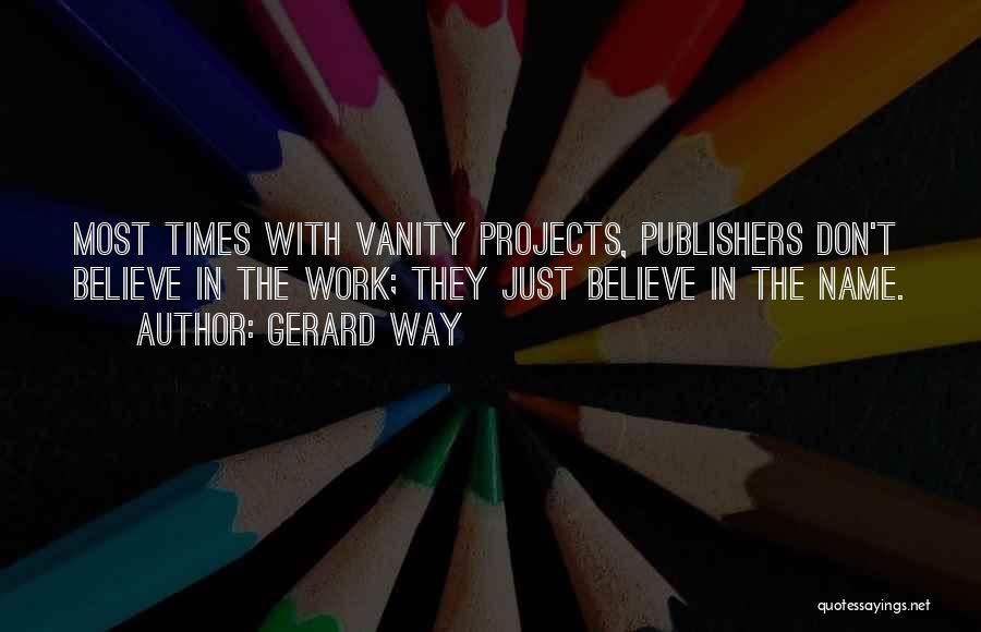 Gerard Way Quotes 544410