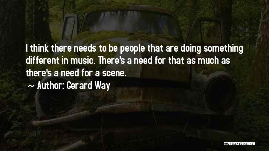Gerard Way Quotes 548164