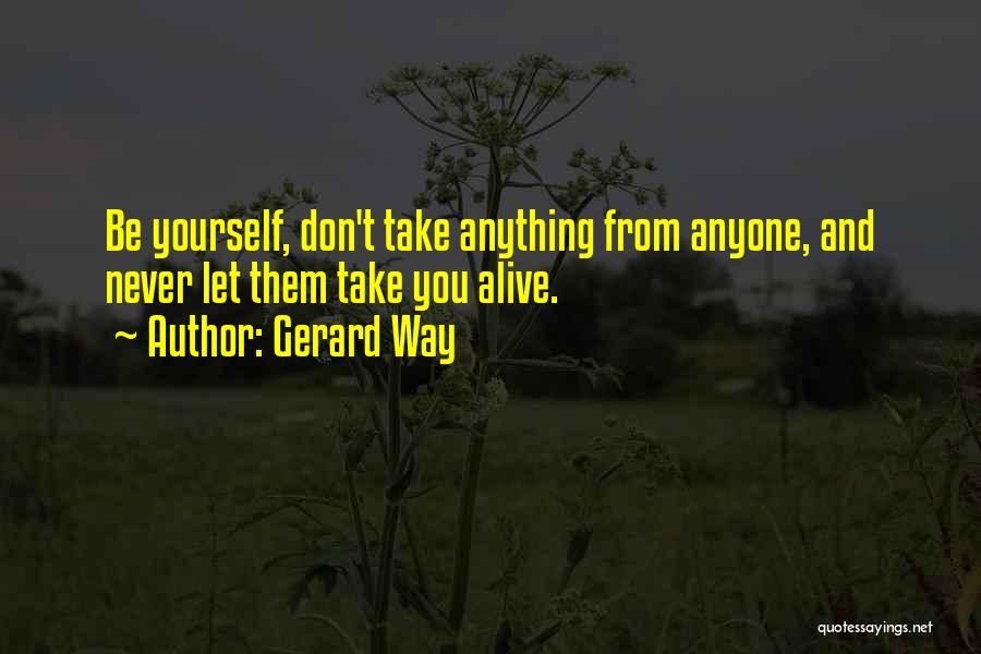 Gerard Way Quotes 628669