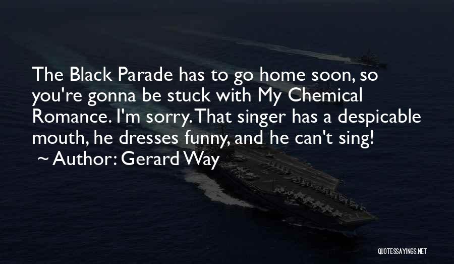 Gerard Way Quotes 693526