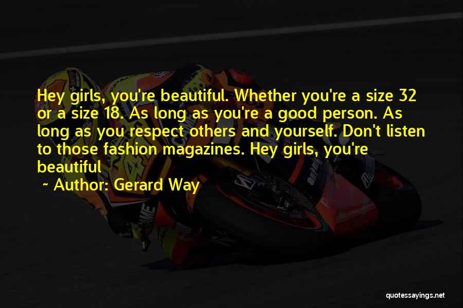 Gerard Way Quotes 698173