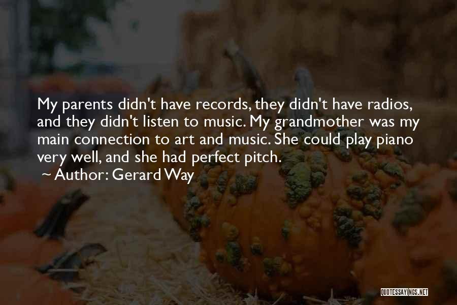Gerard Way Quotes 728966