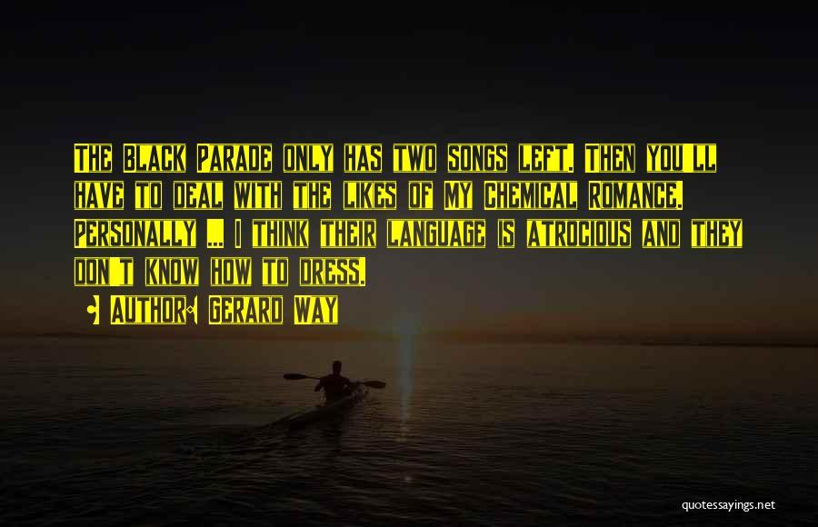 Gerard Way Quotes 754757