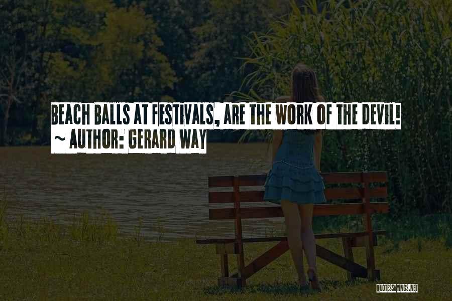 Gerard Way Quotes 821766