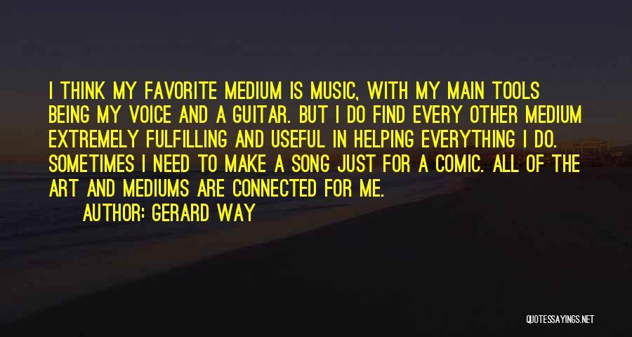 Gerard Way Quotes 920489
