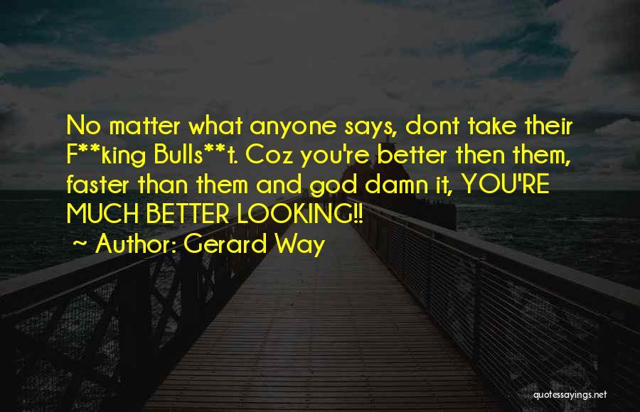 Gerard Way Quotes 926145