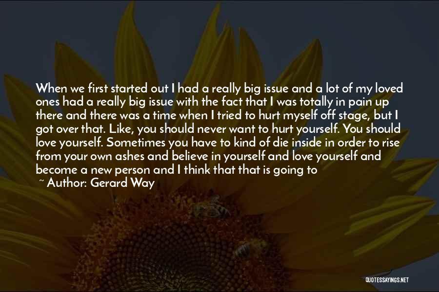 Gerard Way Quotes 936226