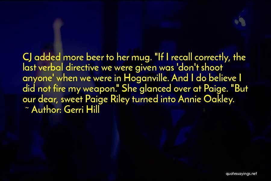 Gerri Hill Quotes 1773870