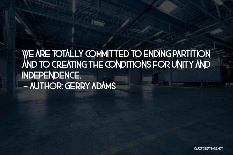 Gerry Adams Quotes 1027447