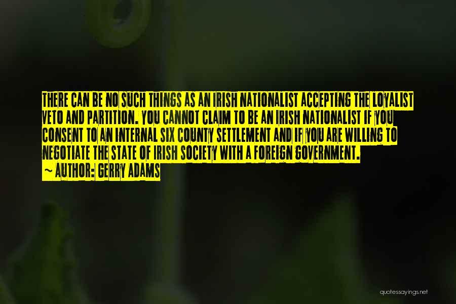 Gerry Adams Quotes 115024