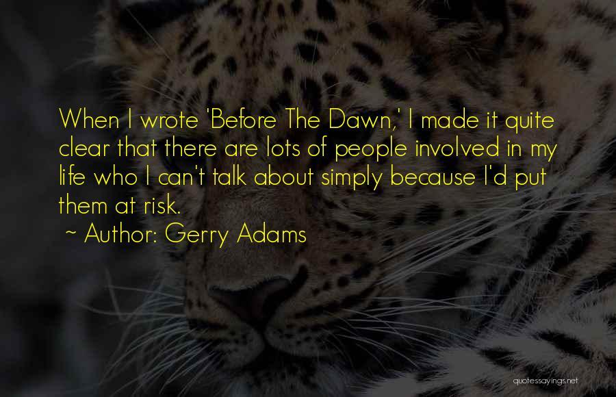 Gerry Adams Quotes 1433148