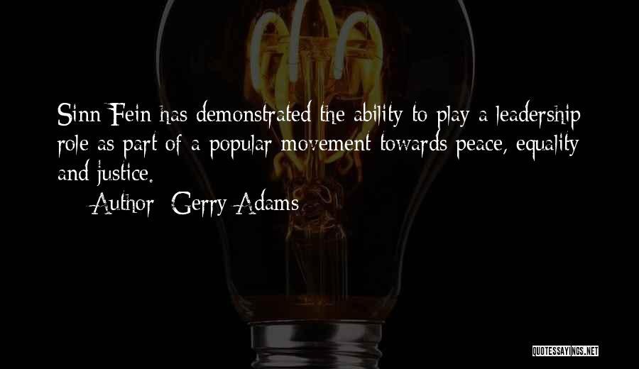 Gerry Adams Quotes 1452189
