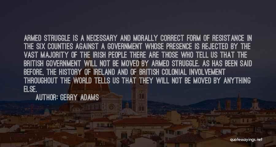 Gerry Adams Quotes 1729907