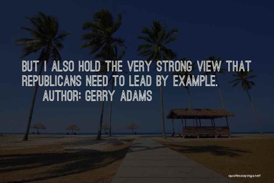 Gerry Adams Quotes 1765607