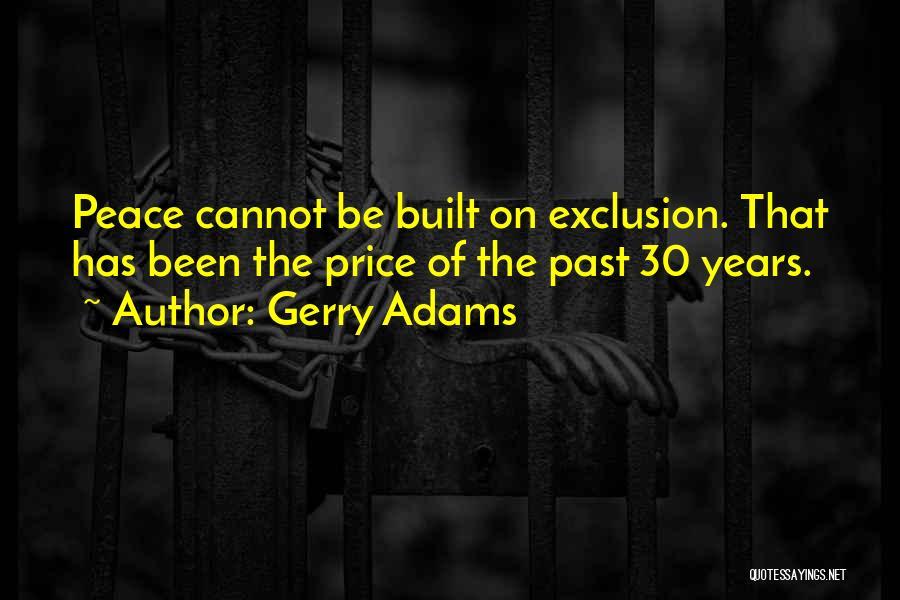 Gerry Adams Quotes 1887384
