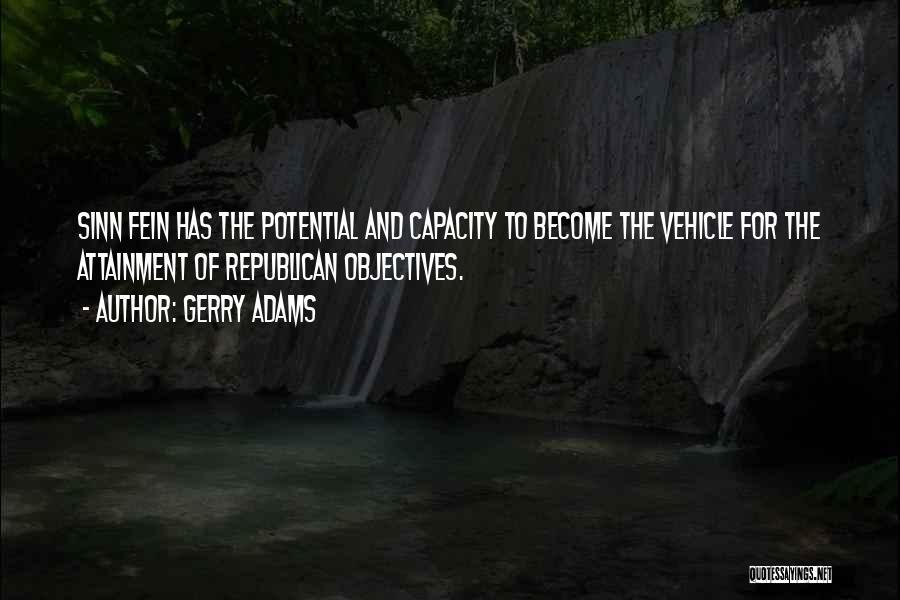 Gerry Adams Quotes 2088353