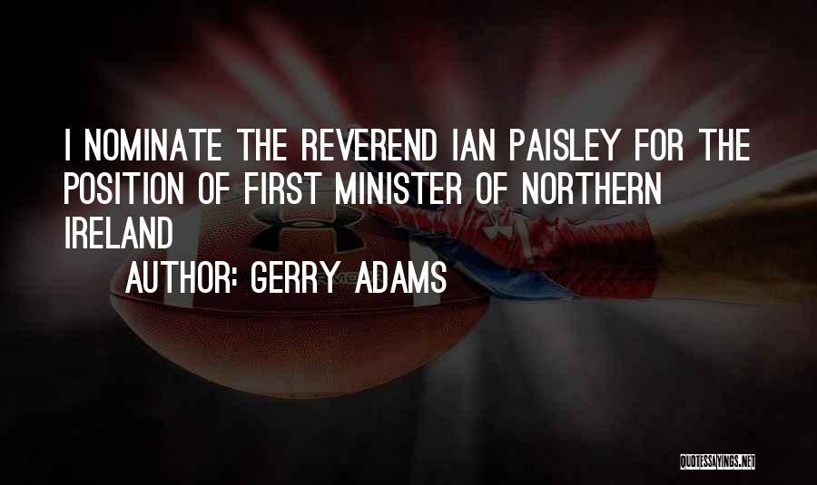 Gerry Adams Quotes 2213611