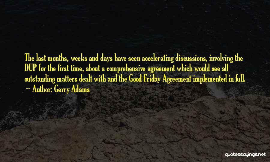 Gerry Adams Quotes 481040