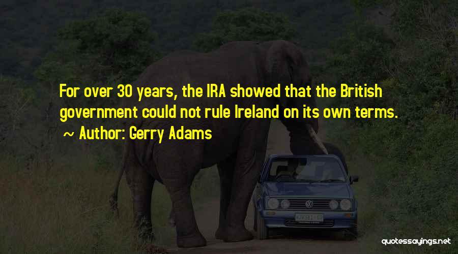 Gerry Adams Quotes 523168