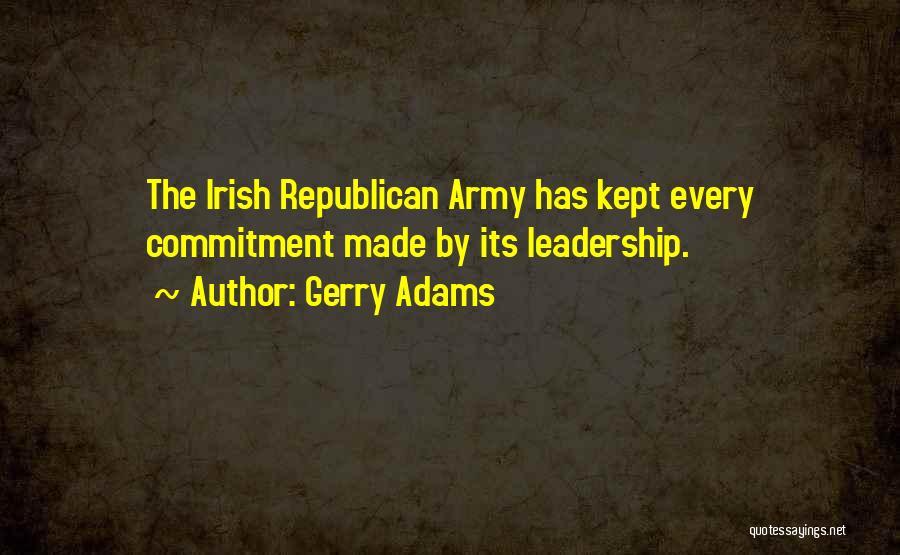 Gerry Adams Quotes 689252