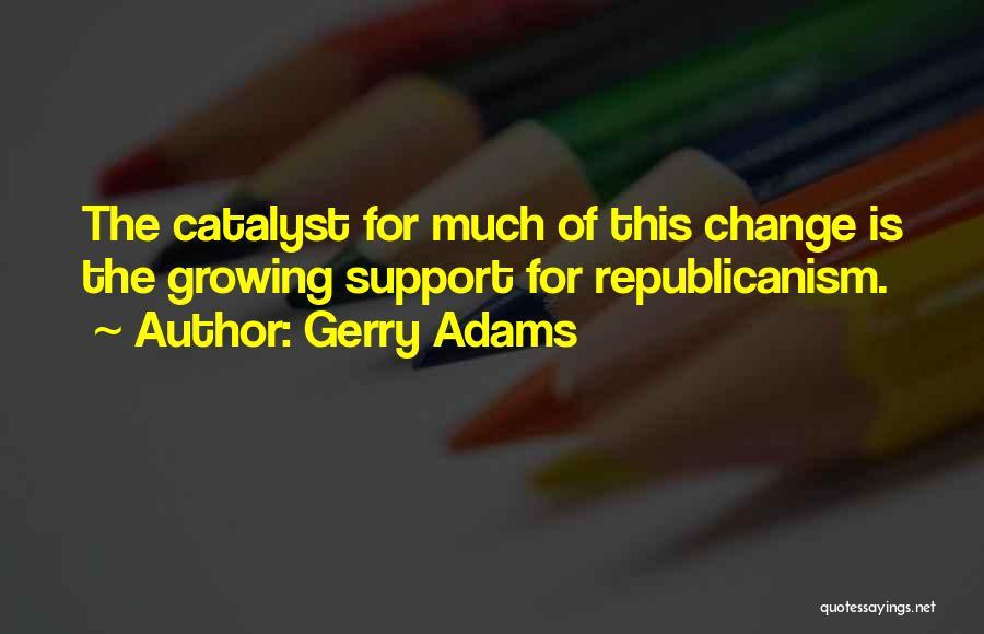 Gerry Adams Quotes 887814