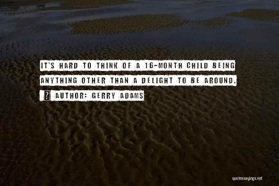 Gerry Adams Quotes 964249