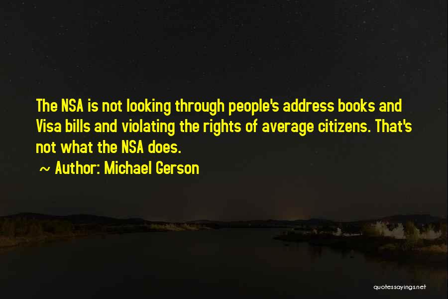 Gerson Quotes By Michael Gerson