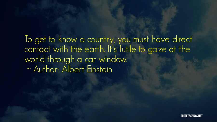 Get A Car Quotes By Albert Einstein