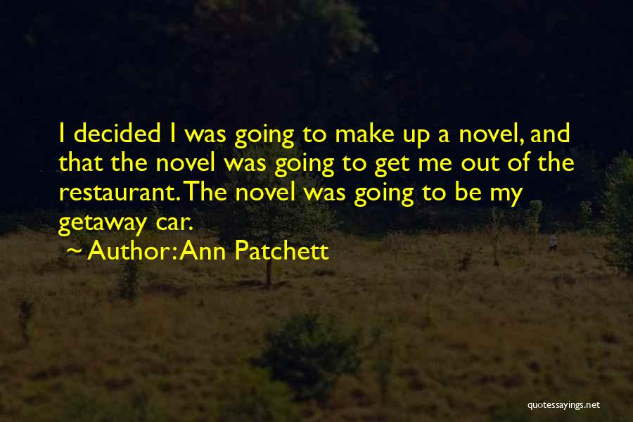 Get A Car Quotes By Ann Patchett