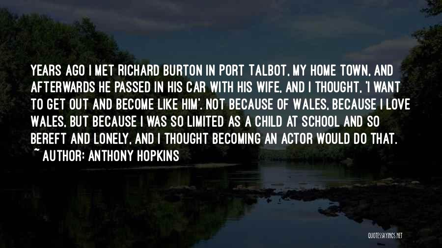 Get A Car Quotes By Anthony Hopkins