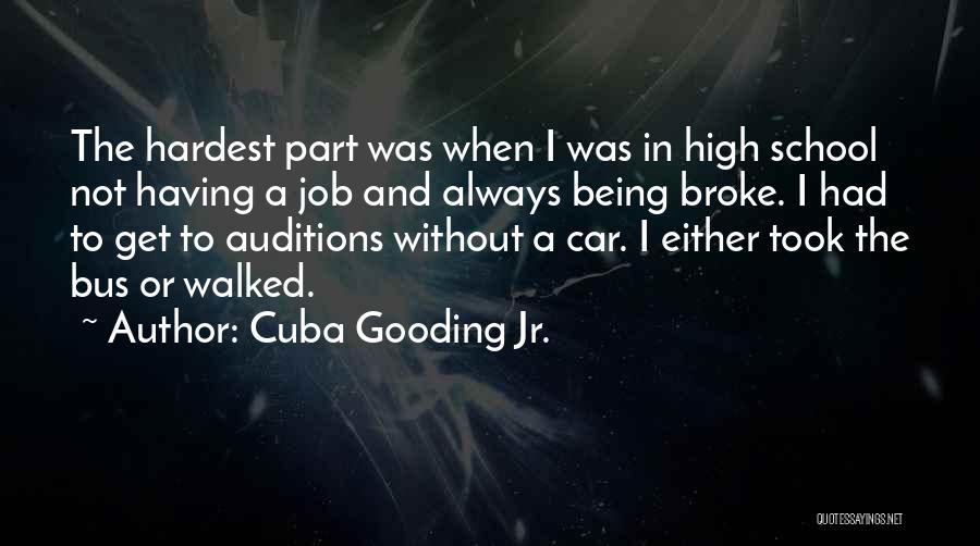 Get A Car Quotes By Cuba Gooding Jr.