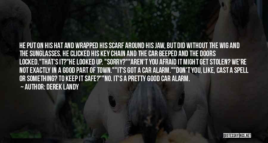 Get A Car Quotes By Derek Landy