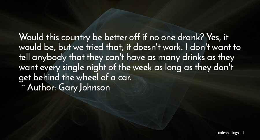 Get A Car Quotes By Gary Johnson